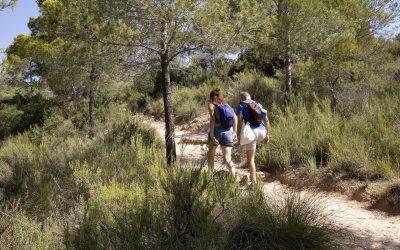 Este verano, recorre la Comunitat Valenciana por sus senderos