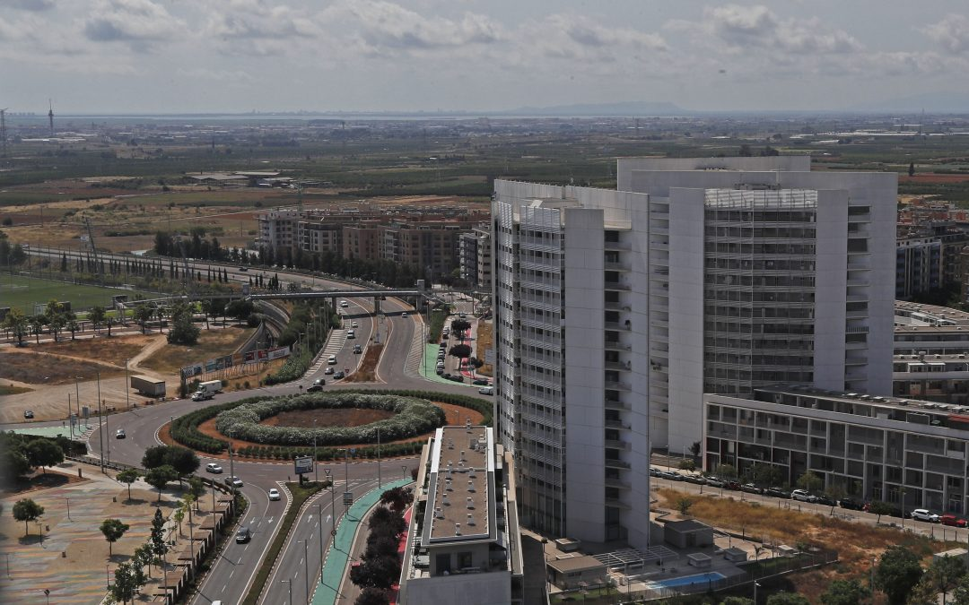 Torrent: ciudad saludable en un entorno urbano